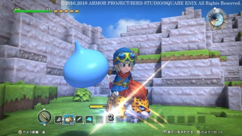 Dragon Quest Builders, Nintendo Switch